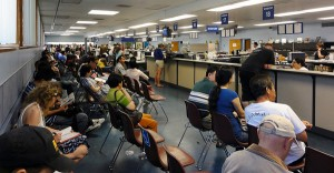 DMV in Los Angeles