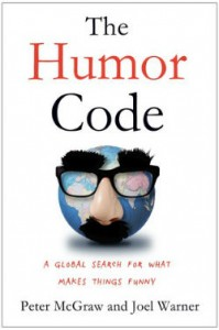The Humor Code book