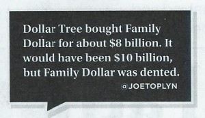 Joe's Reader's Digest joke