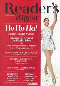 Reader's Digest cover