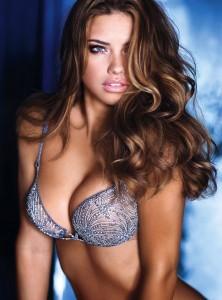 Victoria's Secret model Adriana