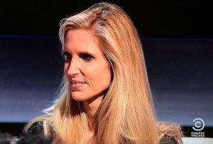 Ann Coulter at the roast