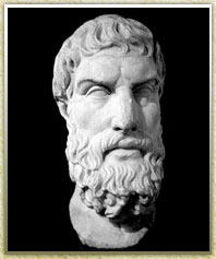 Bust of Epictetus